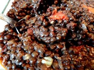 Berbere Spiced Lentils